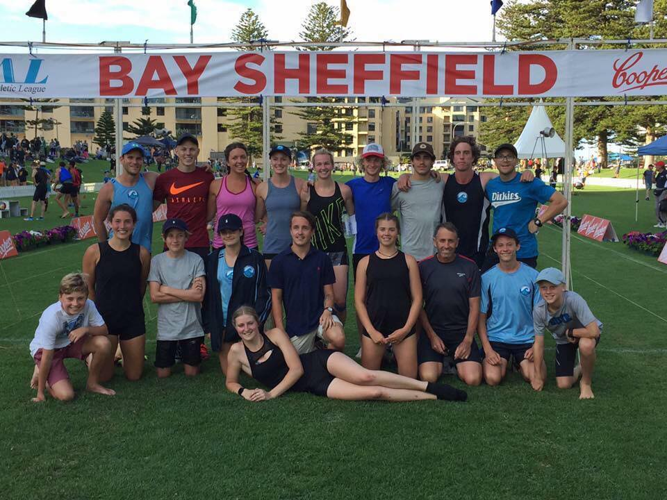 Bay Sheffield 2016 Athletes